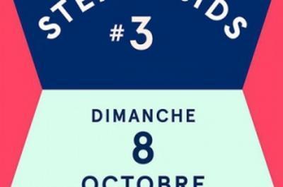Stereokids #3 à Paris 18ème