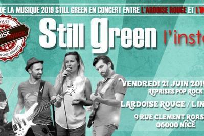 Still Green à Nice