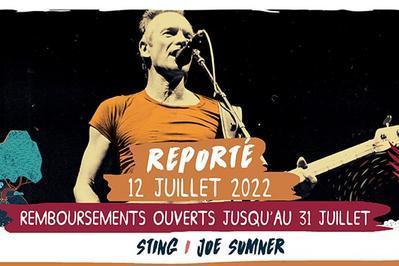 Sting - report à Saint Malo du Bois
