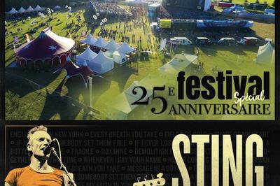 Sting - report Pérouges 2020 à Saint Vulbas
