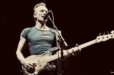 Sting à Nancy