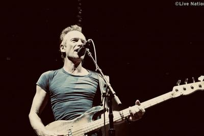 Sting à Toulouse
