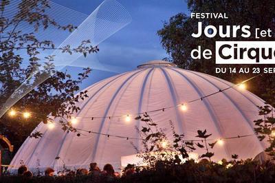 Strach - A fear song - Festival jours [et nuits] de cirque(s) à Aix en Provence