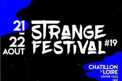 Strange Festival à Chatillon sur Loire