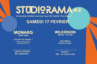 Studiorama #2 à Brest