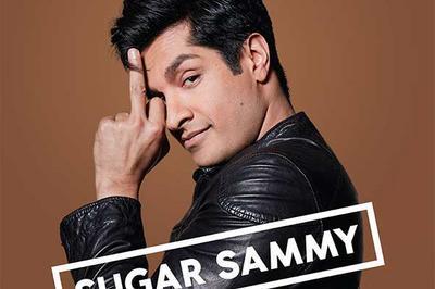 Sugar Sammy à Cannes la Bocca