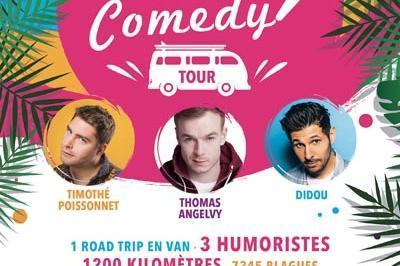 Summer Comedy Tour à Rennes