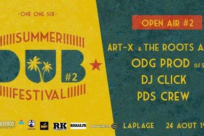 Summer Dub Festival - Open Air Gratuit ART-X & The Roots Addict à Paris 19ème
