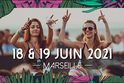 Summer Festival - Pass journée à Marseille
