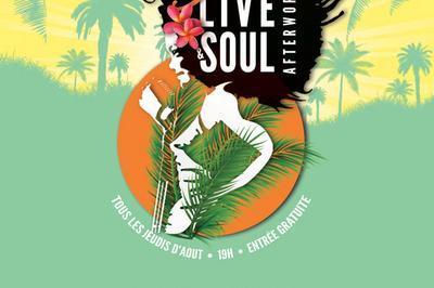 Summer Live & Soul Afterwork à Paris 10ème
