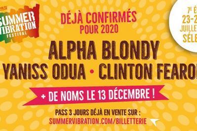 Alpha Blondy, Morcheeba,Amadou & Mariam à Selestat