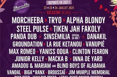 Summer Vibration Reggae Festival 2021