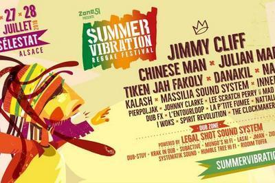 Summer Vibration Reggae Festival #5 2018