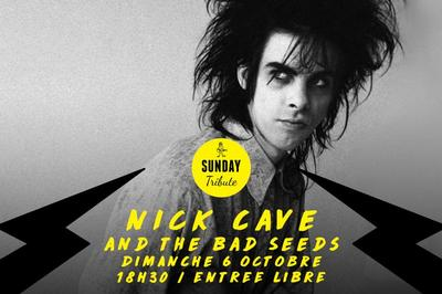 Sunday Tribute - Nick Cave  à Paris 12ème