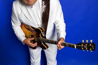 Sunset Blues Jam Session Tribute To Albert King? Avec Phil Big Dez Fernandez à Paris 1er