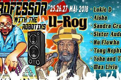 Sunshine Reggae Festival - Jour 1 à Lauterbourg