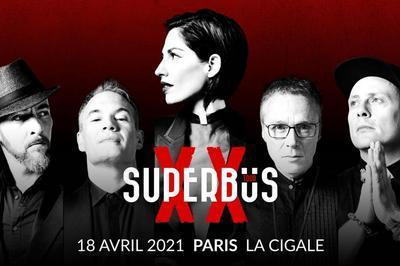 Superbus à Paris 18ème