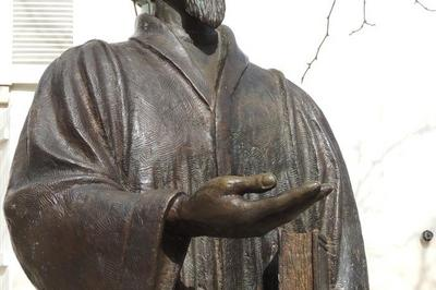 Sur Les Pas De Calvin Par Une Guide-conférencière Pour L'association Mémoire Protestante En Orléanais. à Orléans