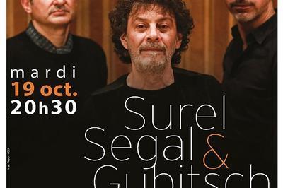 Surel, Segal & Gubitsch à Saint Riquier