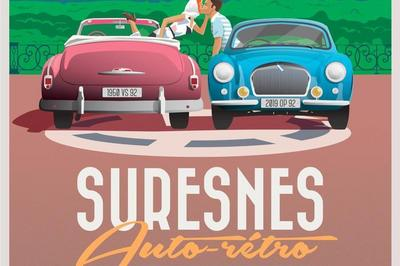 Suresnes Auto Rétro 2019