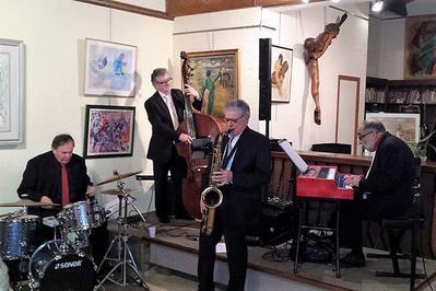 Swing Buddies Quartet à Toulouse