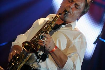 Swing Kings Trio invite Pierrick Pédron à Rouen