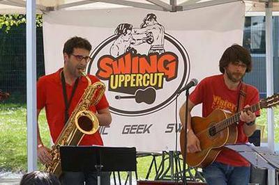 Swing Uppercut à la Fête de la musique 2018 de Caen