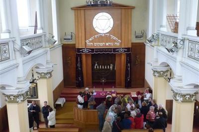 Synagogue à Charleville Mezieres