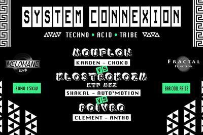 System Connexion #4   Poivro vs Mouflon vs Ktf/Mkz'@ à Montpellier