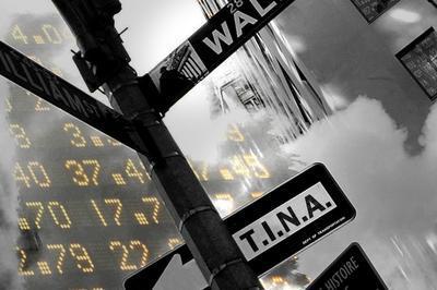 T.I.N.A, une brève histoire de la crise à Bellegarde sur Valserine