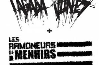 Tagada Jones + Les Ramoneurs De Menhirs à Saint Lo