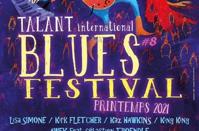 Talant International Blues Festival 2021