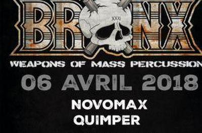 Tambours Du Bronx Weapons Of Mass Percussion à Quimper