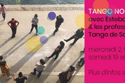 Tango Nomade à Lyon