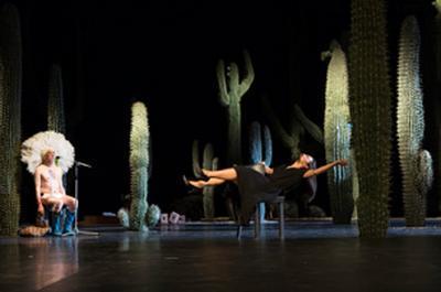 Tanztheater Wuppertal Pina Bausch à Paris 19ème