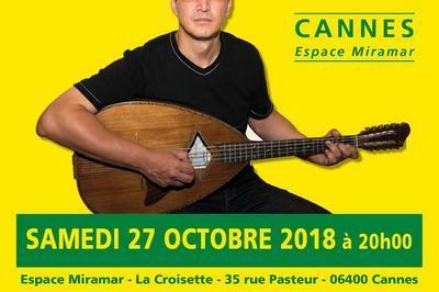 Tarik Aït Menguellet en concert à Cannes