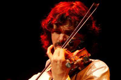 Tcha Limberger Trio invite Sébastien Giniaux | Jazzaudehore à Saint Germain en Laye