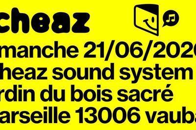 Tcheaz Sound System à Marseille