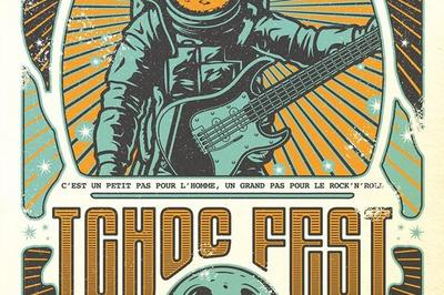Tchoc Fest 2 : Mure, Doc Vinegar, The Fuzz&Drums, NoJazzQuartet à Marseille
