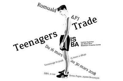 Teenagers Trade à l'ISBA de Besançon à Besancon