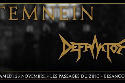 Temnein + Defraktor à Besancon