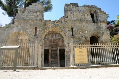 Temple De Diane à Nimes
