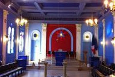 Temple Maçonnique À Dijon à Macon
