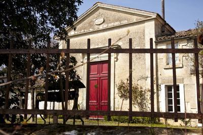 Temple Protestant à Foussais Payre