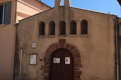 Temple Protestant - Exposition Martin Luther King à Saint Tropez