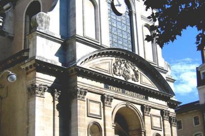 Temple Saint-jean à Nancy