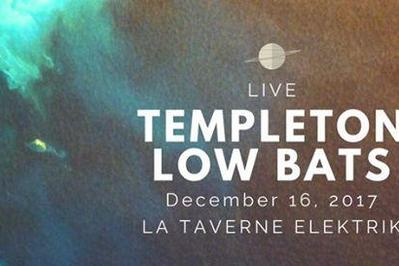 Templeton + Low Bats à Amiens