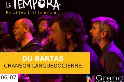 Tempora: Du Bartàs, la Puissance vocale du Languedoc à Villedaigne
