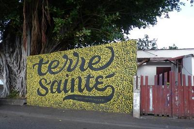 Terre-sainte à Saint Pierre