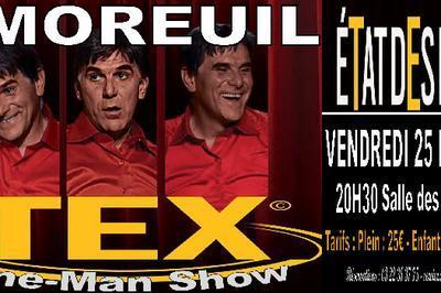 TEX - Sur scène à Moreuil